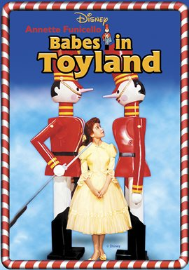 Disney's Babes in Toyland movie poster