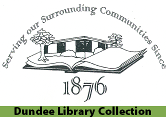 Old Dundee Library logo