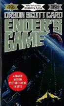 Cover art for Ender's Game by Orson Scott Card
