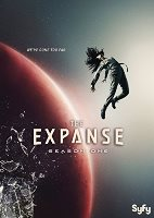 Cover art for The Expanse season 1