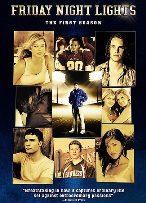 Cover art for season 1 of Friday Night Lights