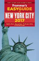 Cover art for Frommer's Easyguide New York City 2017