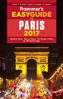 Cover art for Frommer's Easyguide Paris 2017