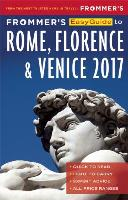 Cover art for Frommer's Easyguide Rome 2017