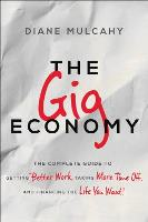 Cover art for The Gig Economy by Diane Mulcahy
