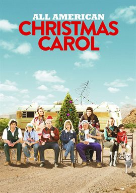 All American Christmas Carol movie poster