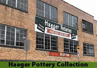 Photo of Haeger Pottery building
