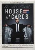 Cover art for House of Cards season 1