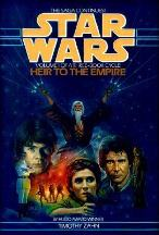 Cover art for Heir to the Empire by Timothy Zahn