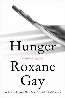 Cover art for Hunger by Roxane Gay
