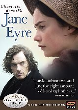 Cover art for Jane Eyre 2006 TV show DVD