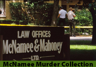 Photo of Law Offices of McNamee & Mahoney sign