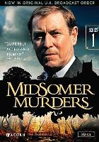 Cover art for Midsomer Murders series 1 DVD
