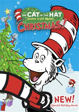The Cat in the Hat Knows A Lot About Christmas movie poster