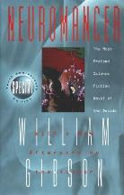 Cover art for Neuromancer by William Gibson