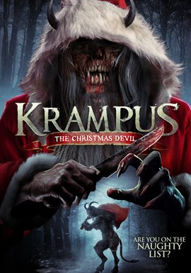 Krampus: The Christmas Devil movie poster
