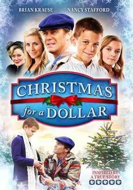 Christmas for a Dollar movie poster