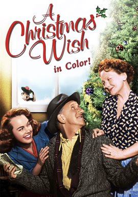 A Christmas Wish movie poster