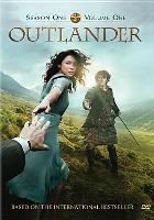 Cover art for Outlander season 1 DVD