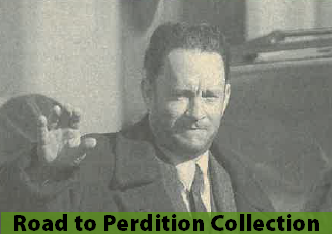 Photo of Tom Hanks in Road to Perdition