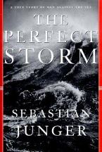 Cover art for The Perfect Storm by Sebastian Junger