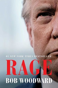 Cover art for Rage by Bob Woodward