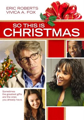 So This Is Christmas movie poster