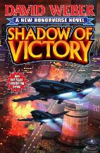 Cover art for Shadow of Victory by David Weber