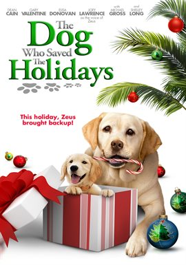 The Dog Who Saved the Holidays movie poster