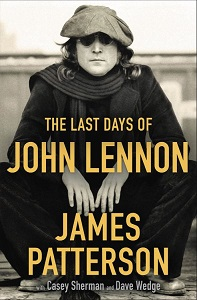 Cover art for The Last Days of John Lennon by James Patterson