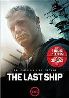 Cover art for The Last Ship season 1 DVD