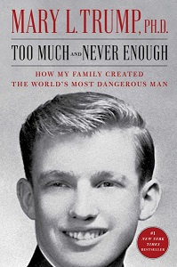 Cover art for Too Much and Never Enough by Mary L. Trump