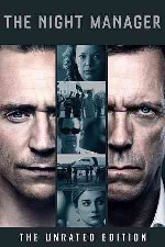 Cover art for The Night Manager TV series DVD