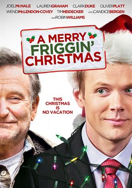 A Merry Friggin' Christmas movie poster