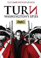 Cover art for season 1 of Turn: Washington's Spies