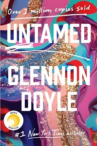 Cover art for Untamed by Glennon Doyle