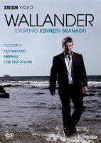 Cover art for Wallander series 1 DVD