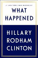 Cover art for What Happened by Hillary Rodham Clinton