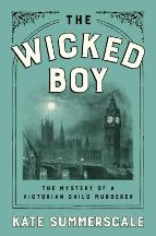 Cover art for The Wicked Boy by Kate Summerscale